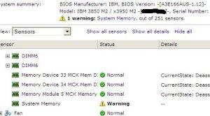 System Memory Error image